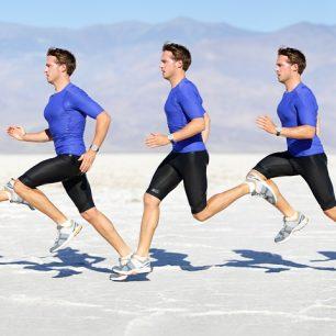 Správný běžecký styl může pomoct v tréninku i při častých zraněních