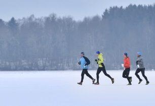 Čtvrtý ročník Lipno Ice Marathonu již za necelých 14 dní!