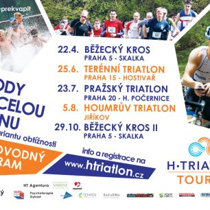 Seriál H-Triatlon Tour